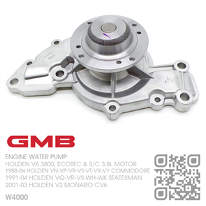 WATER PUMP HOLDEN COMMODORE VN-VY 3.8L V6 88-04