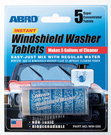 Windshield Washer Tablets - 473mL