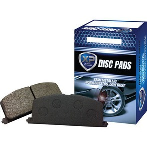 FRONT DISC BRAKE PADS - TOYOTA RAV 4 ACA33 06- 275MM DISC
