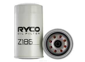 RYCO OIL FILTER ( SPIN ON ) Z186