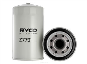 RYCO OIL FILTER - (SPIN-ON) Z779