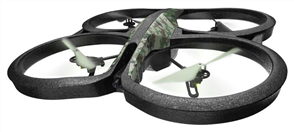 AR DRONE 2.0 EITE JUNGLE GREEN