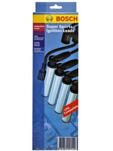 BOSCH SPARK PLUG LEAD KIT - FORD FOCUS 2U 1.8-2.0 02>