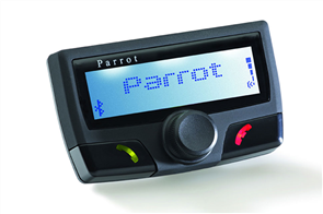 PARROT BLUETOOTH KIT WIRED B/W LCD
