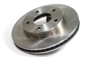 REAR BRAKE ROTOR FORD FPV RLH 2003- 303MM (SLOTTED)