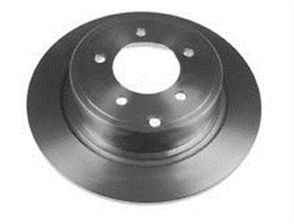FRONT BRAKE ROTOR CHRYSLER JEEP  2007- 302MM