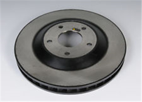 FRONT BRAKE ROTOR CHEVROLET CORVETTE 2006-355MM