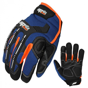 GLOVES SP MECHANICS IMPACT (PAIR) XLARGE