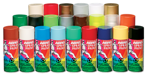 ABRO SPRAY PAINT ALMOND