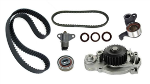 INTEGRA CAMBELT KIT AV100-AV130/ZC, DOHC INCLUDES WATER PUMP