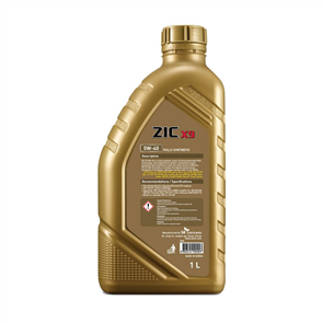 ZIC X9 5W-40 ENGINE OIL 1L